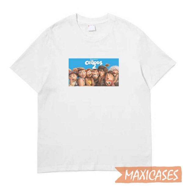 The Croods 2 T-shirt