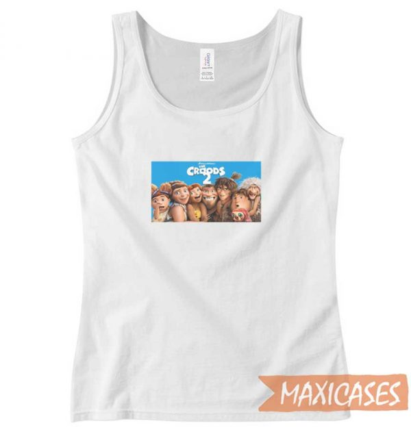The Croods 2 Tank Top