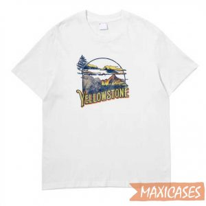 Yellowstone Vintage T-shirt