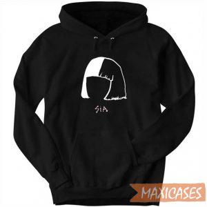 Alive Sia Head Hoodie