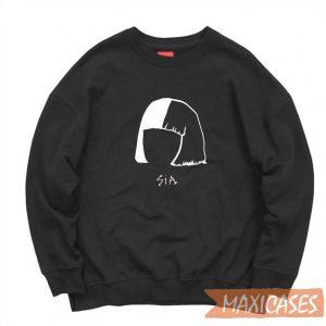 Alive Sia Head Sweatshirt