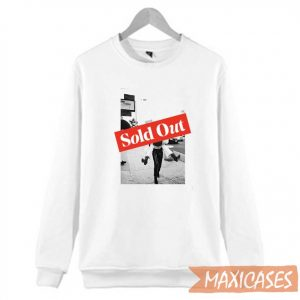 Aly And Aj Sold Out Sweatshirt