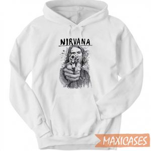 Kurt Cobain Nirvana Hoodie