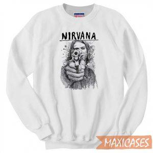 Kurt Cobain Nirvana Sweatshirt