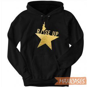 Alexander Hamilton Rise Up Hoodie