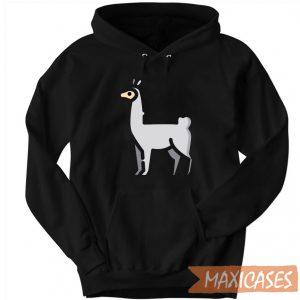 Llama Icon Hoodie