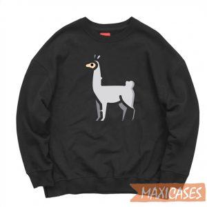 Llama Icon Sweatshirt