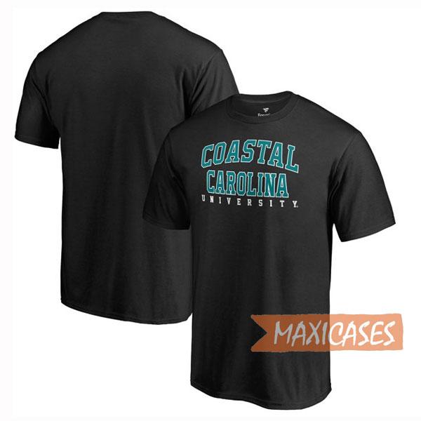 Coastal Carolina Chanticleers football T Shirt