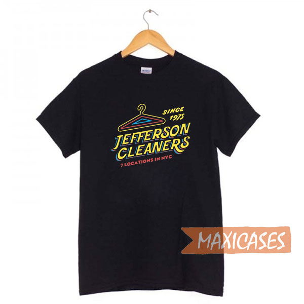Jefferson Cleaners T Shirt